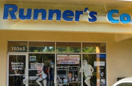 Onde comprar material de corrida em Miami: RunnersCo
