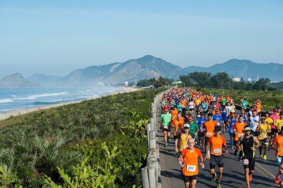 Maratona CAIXA da Cidade do Rio de Janeiro abre inscrições para 42k em 2018