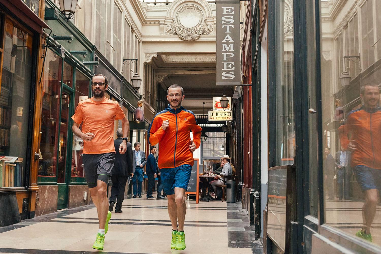 Paris ganha prova de city trail: conheça a Run My City