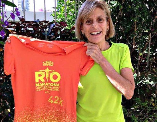 Maratona do Rio apresenta a camisa da edição 2017 do evento