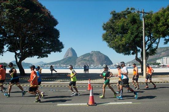 Galeria de fotos: Maratona do Rio 2017