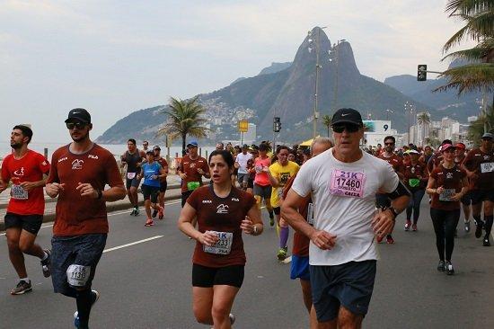 Meia Internacional do Rio 2017 recebeu corredores de 26 países