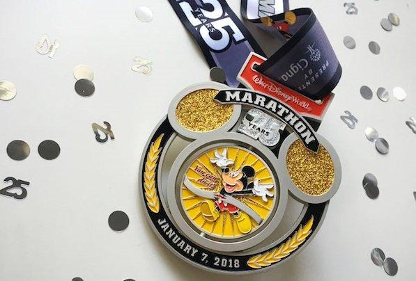 Conheça as medalhas da Maratona da Disney 2018