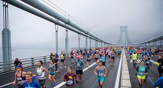 Galeria de fotos: Maratona de Nova York 2017