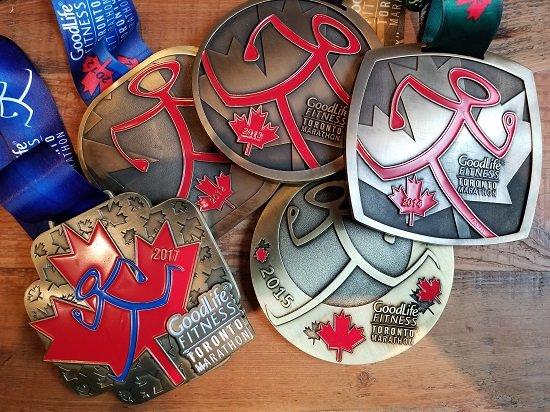 5 motivos para correr a Maratona de Toronto