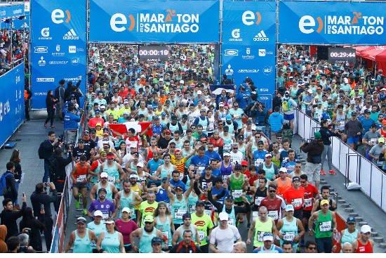 Definida data de abertura de inscrições para Maratona de Santiago 2019
