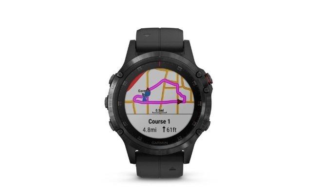 Fenix 5 Plus, da Garmin, disponível na Runners