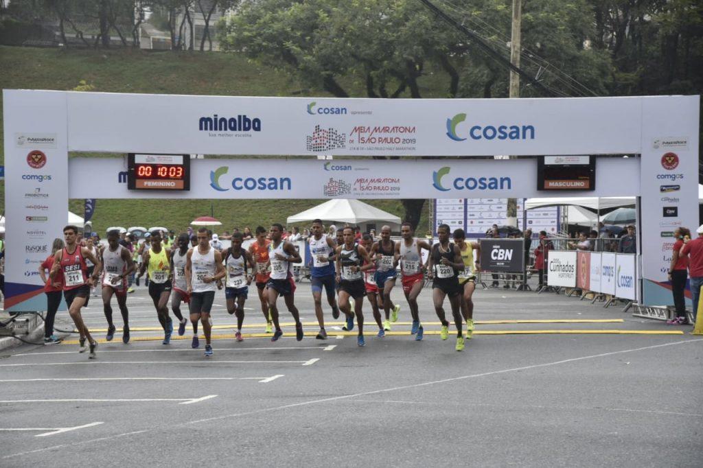 Abertas as inscrições para a Meia Maratona de SP 2020