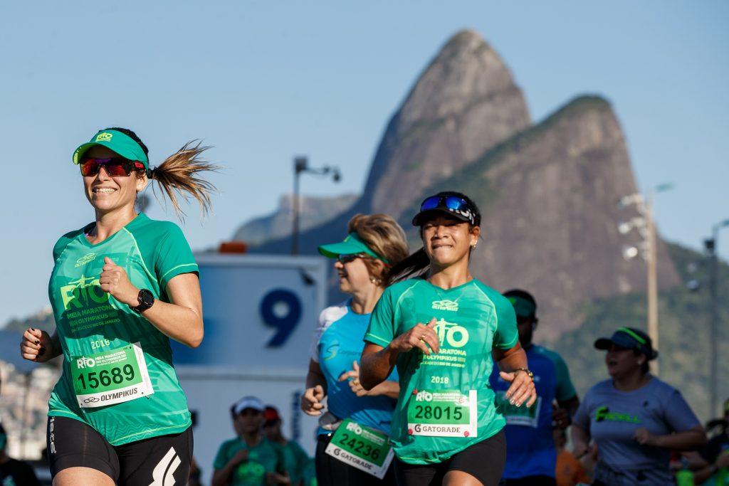 Inscrições esgotadas para a Meia Maratona Olympikus